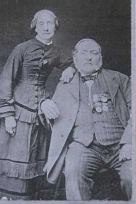 Robert William LACY and Maria (nee PIPER) LACY