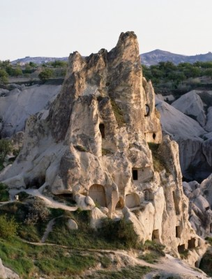 The rupestral sanctuaries of Cappadocia