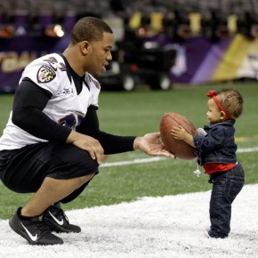 Ray Rice and the Perils of Relative Righteousness