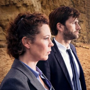 Running For Cover: The Unbearable Weight of Goodness in Broadchurch