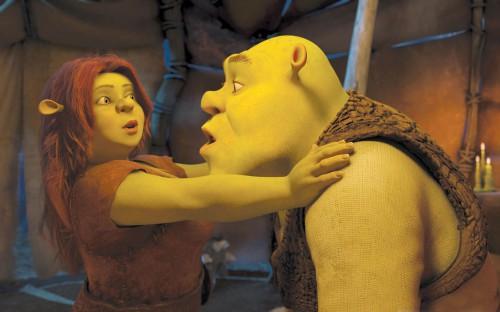 Princesa-Fiona-y-Shrek