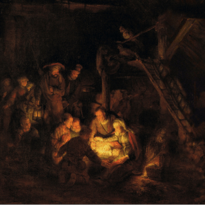 Hopelessly Devoted: Advent with Rembrandt