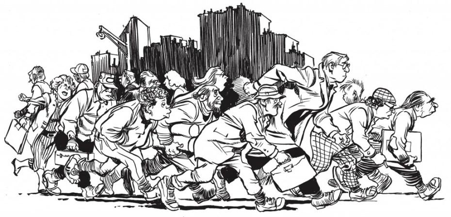 Will Eisner - New York - Expo CBBD