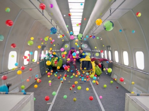 The new OK GO video is amazing! Click on the image to watch.