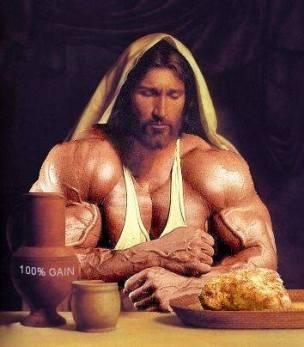Muscular Jesus