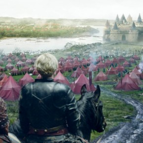 Nothing New: Notes on <i>Game of Thrones</i>, with an Eye on the Books