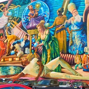 Love Imputed: Grace in Philadelphia's Mural Arts Program