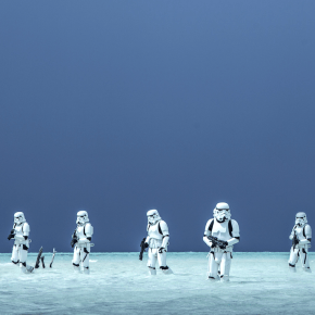 In This Hope We Rebel: <i>Rogue One</i>, An Advent Story