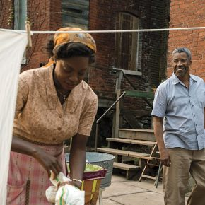 Fathers, Sons, Law, and Grace in August Wilson's Fences