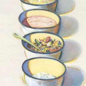 Lenten Soup Supper in the Church Basement