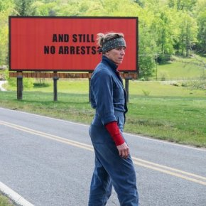 """Three Billboards"" - A Prologue to a Road Trip"