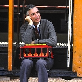 In Praise of Mr. Rogers