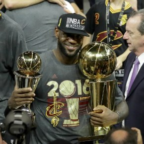 The Necessary Execution: Preaching, Losing, and LeBron James
