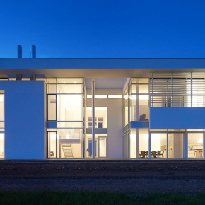 The Canon That Crushed Richard Meier