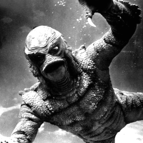 PZ's Podcast: Revenge of the Creature