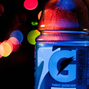 Gatorade and Gum and the Grace of Christmas