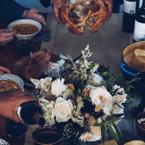 Rest, Delight, and Community: An Interview with Kendall Vanderslice, Author of <i>We Will Feast</i>
