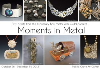 Moments in Metal - postcard