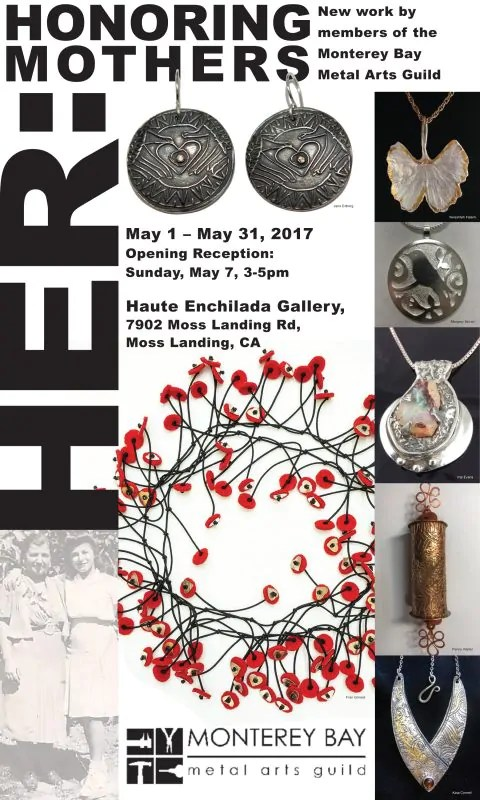 HER: Honoring Mothers - May 1 to 31 2017 - Haute Enchilada Gallery