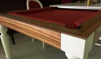 Biliardo tavolo Praga BTITA009 full
