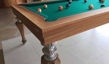 Biliardo tavolo Praga My18 BTPL051 full