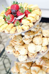 Dessert Tray | Catered by Made By Meg