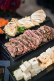 Roasted Meat Platter | Catered by Made By Meg