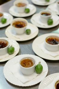 Creme Brulee | Catered by Made By Meg