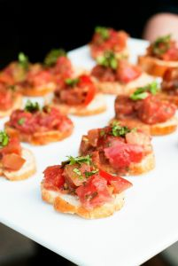 Bruschetta | Catered by Made By Meg