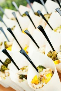 Individual Chinese Food Cups | Catered by Made By Meg