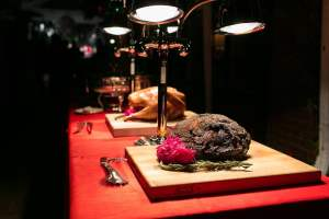 Carving Station | Made By Meg Catering
