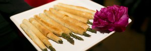 Asparagus Wrapped in Phyllo | Made By Meg - Los Angeles and Orange County Caterer