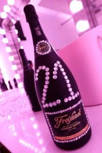 Champagne at Birthday Party at Smashbox