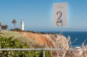 Point Vicente Interpretive Center Wedding Reception