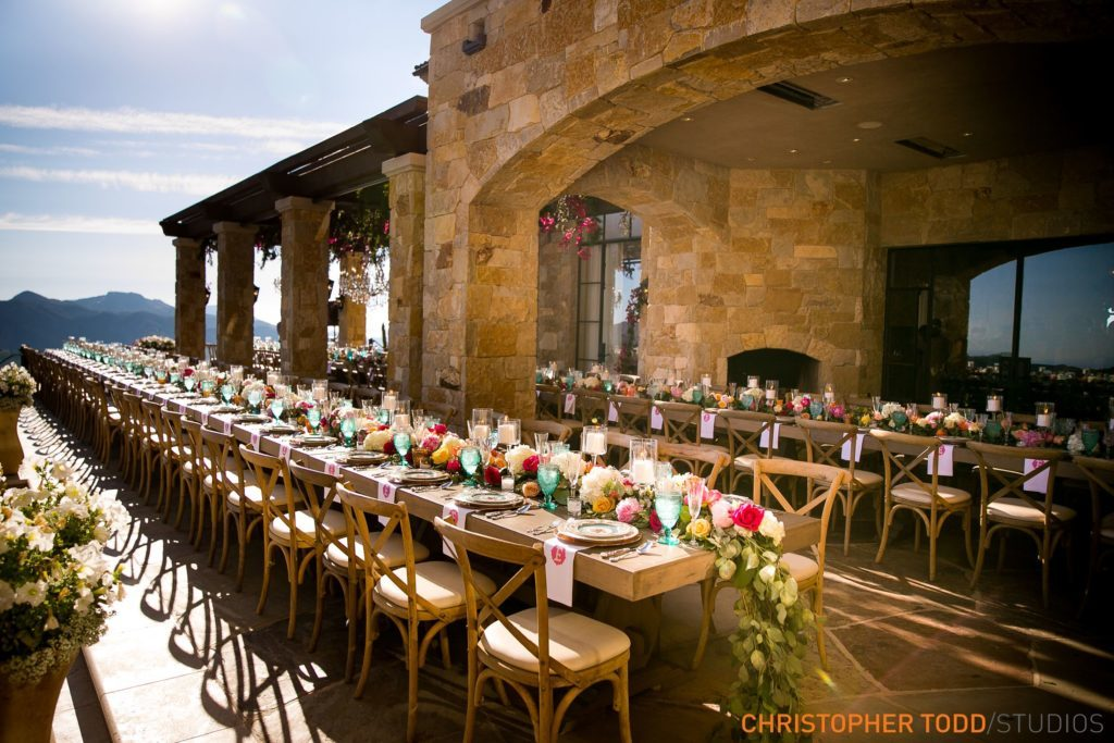 malibu rocky oaks estate wedding catering ideas