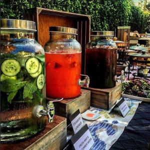 Beverages from The Lunch Box | Los Angeles Corporate Catering | Made By Meg