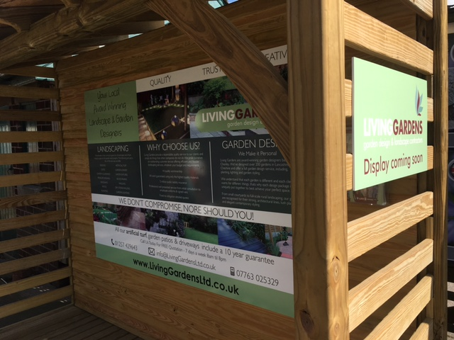 Exhibition and Display Graphics by MBM Display and Digital