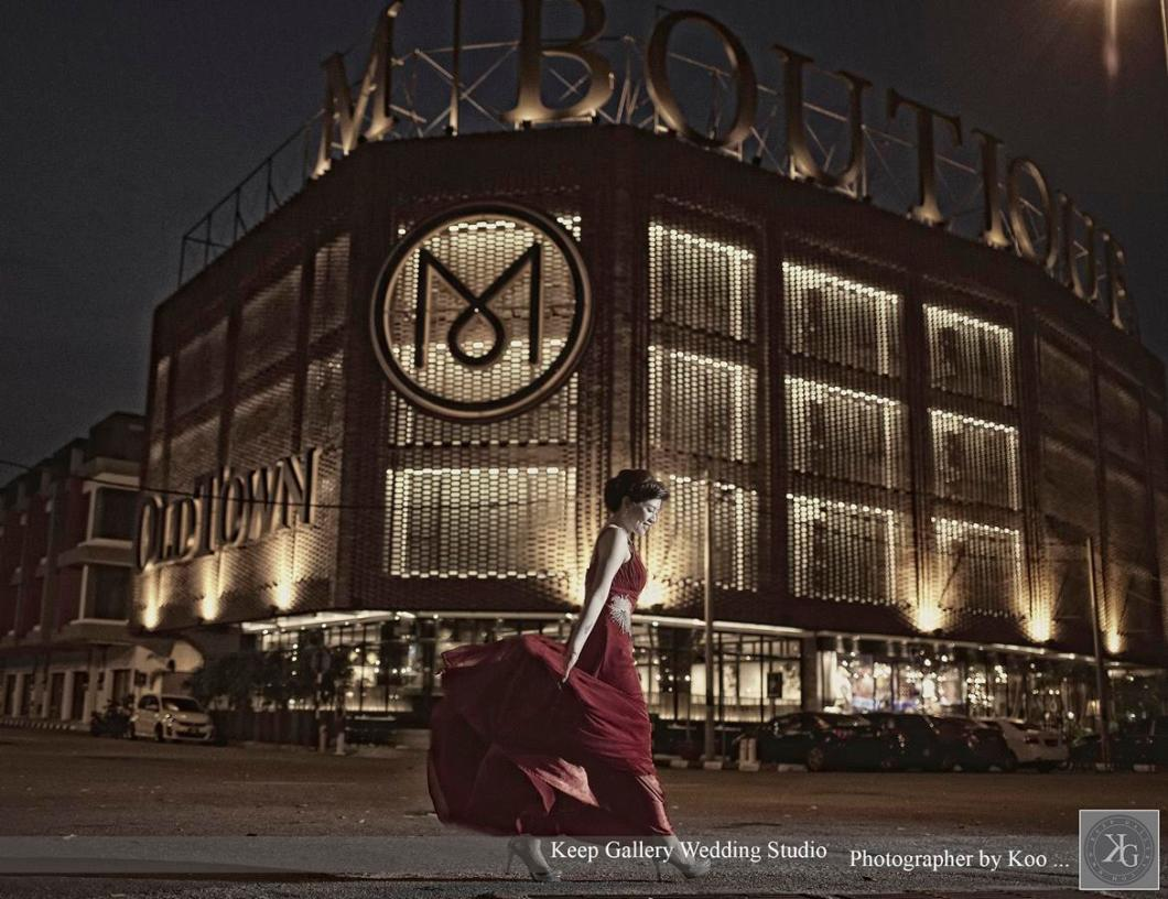 PreWedding Photography at M Boutique Hotel Ipoh