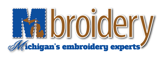 Mbroidery Logo