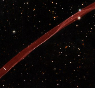 SN 1006 Supernova Remnant (Hubble)