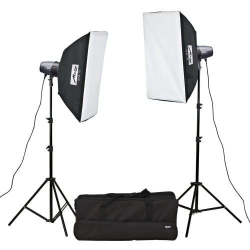vente kit studio photo professionnel