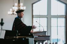Midwestern Baptist Theological Seminary Holds Fall Convocation in a New Normal