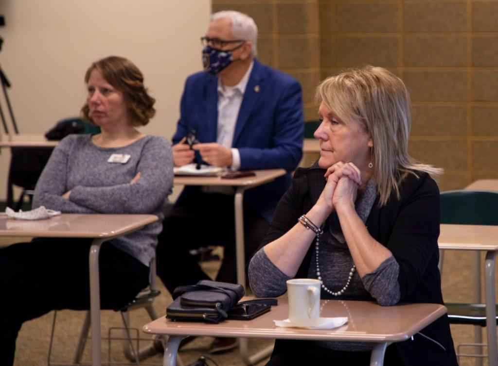 Business Workshop Attendees