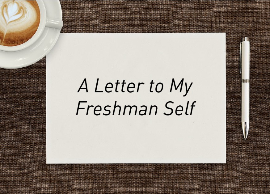 The Bible Major | Letter to My Freshman Self