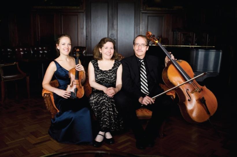 Prometheus Trio Featured in Music on Mondays at Maranatha Baptist University