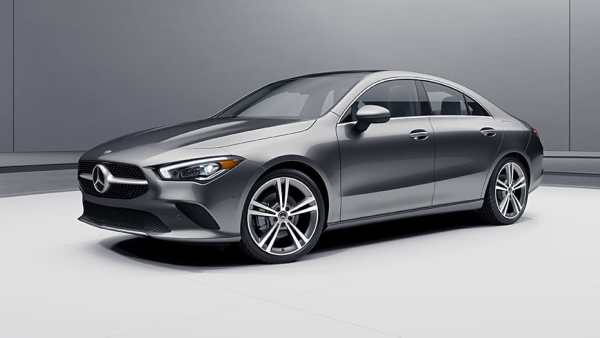 2020 CLA 250 4-door Coupe | Mercedes-Benz USA
