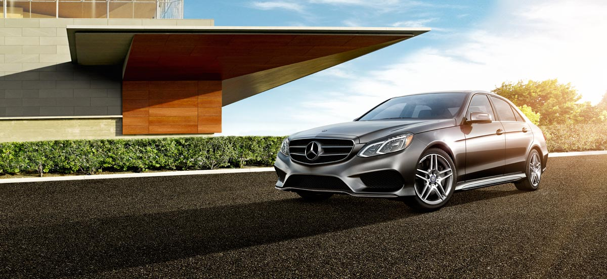 The New Mercedes S Class