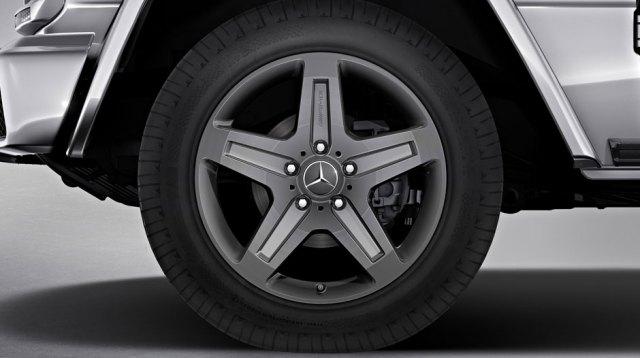 in Iridium Silver with standard 18-inch wheels