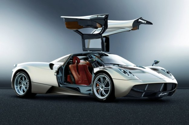 Huayra 33 1024x682 Pagani Releases Official Huayra Images
