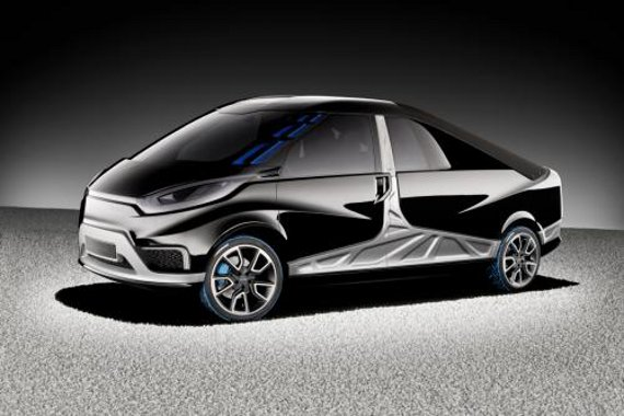 Mercedes Reporter Pickup Concept Pickup concept unveiled at the 63rd IAA